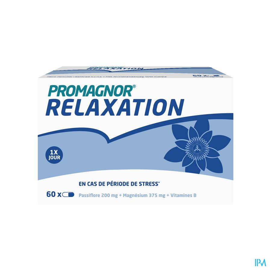 Promagnor Relaxation Caps 60