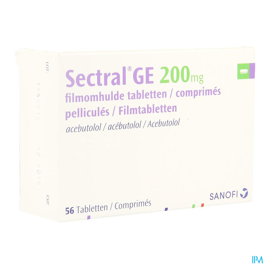 Sectral Ge Comp 56 X 200mg