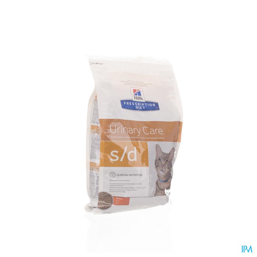 Hills Prescrip.diet Feline Sd 1,5kg 8637m