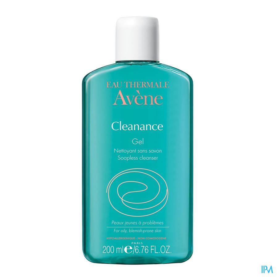 AVENE CLEANANCE GEL REINIGINGSGEL Z/ZEEP NF  200ML