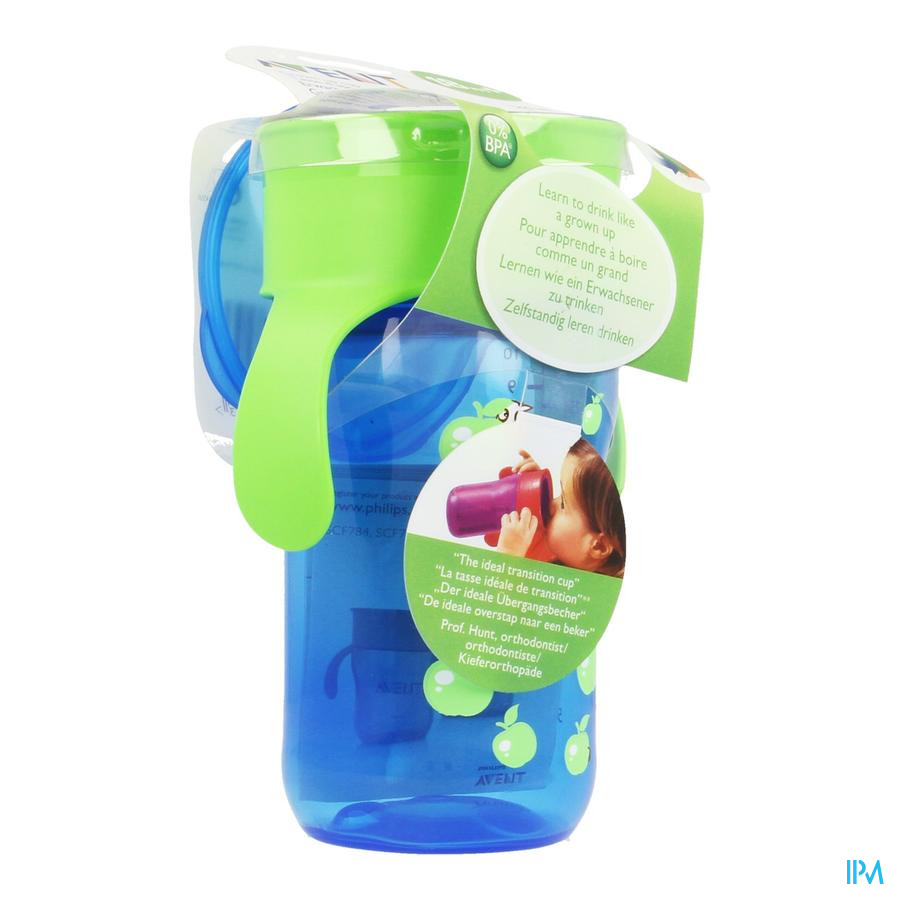 Philips Avent Grow-up Cup +18m 340ml SCF784/00