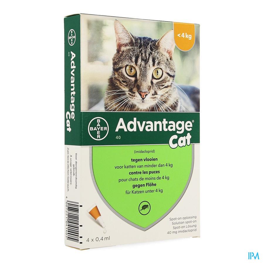 Advantage 40 Katten