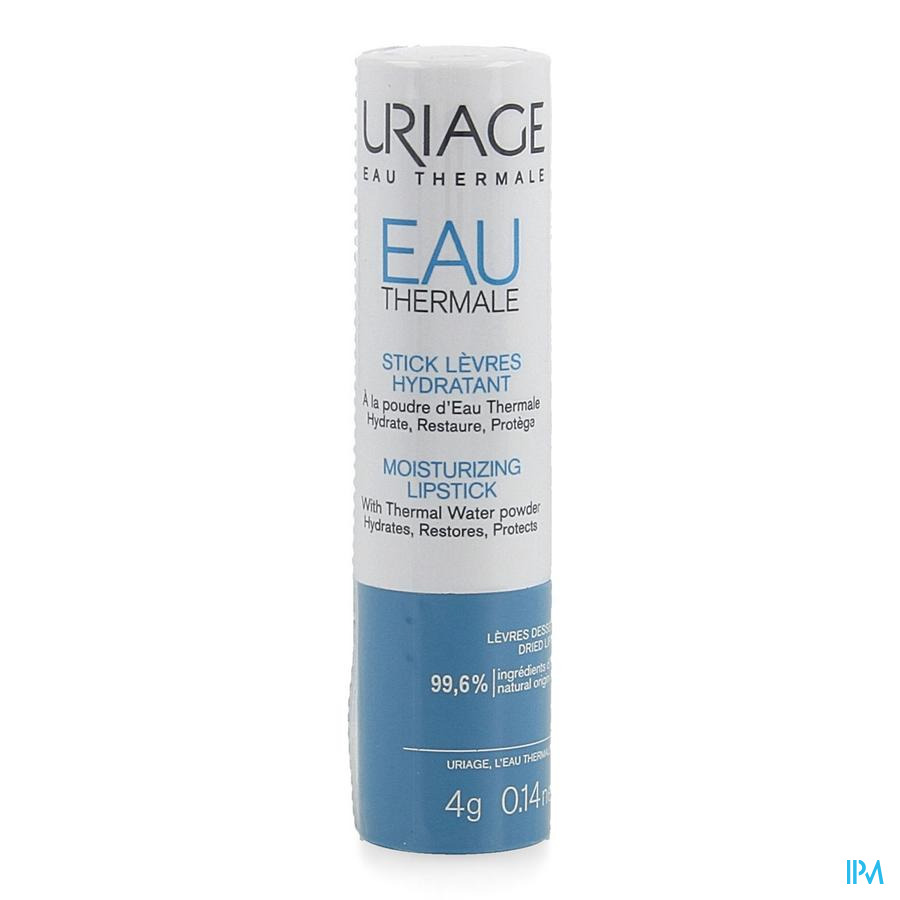 Uriage Stick Lippen Hydra Pdr Eau Thermale 4g