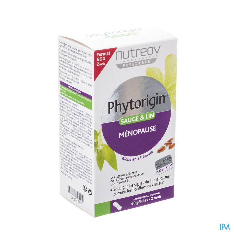Phytorigin Menopause Gel 60