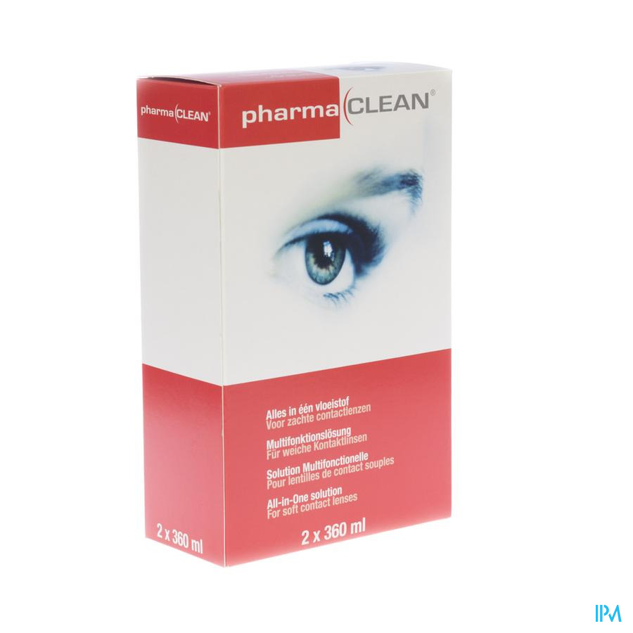 Pharmaclean All In One 2x360ml