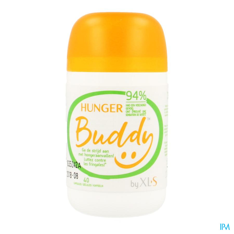 Xls Hunger Buddy Caps 40