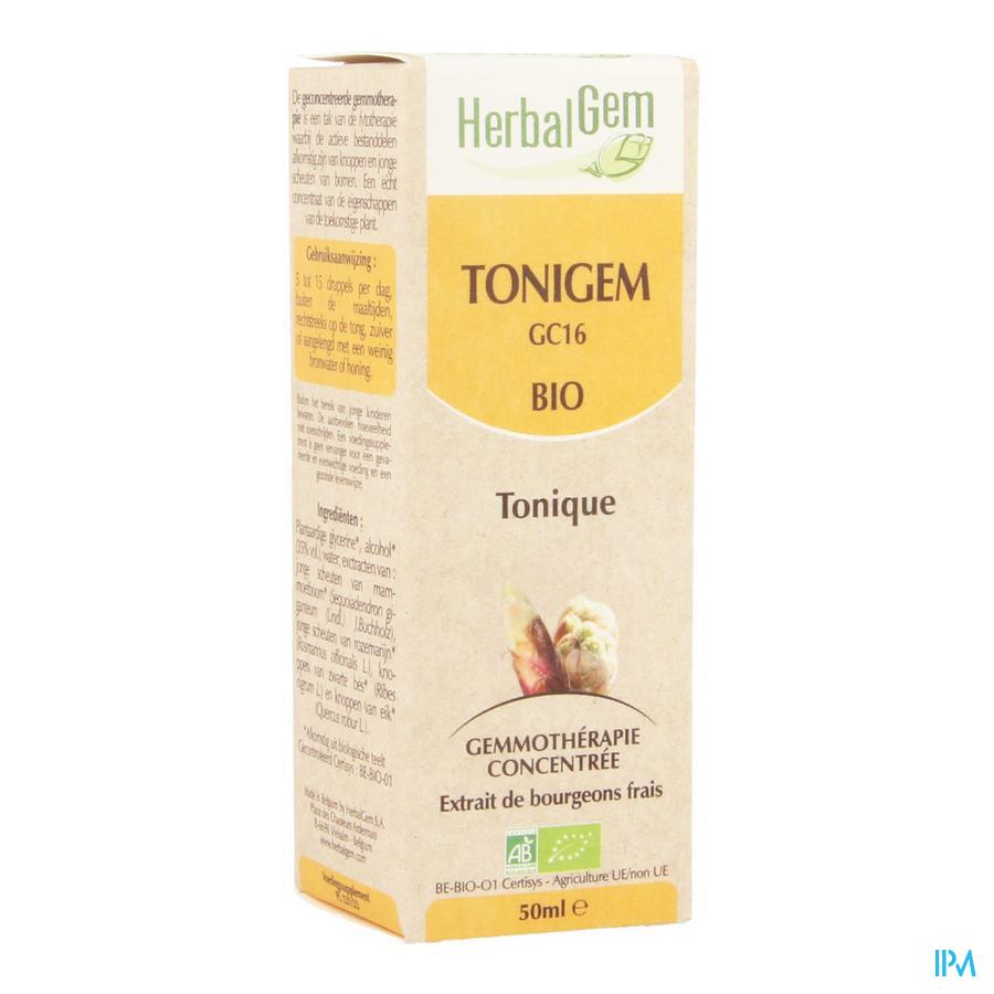 Herbalgem Tonigem Complex 50 ml