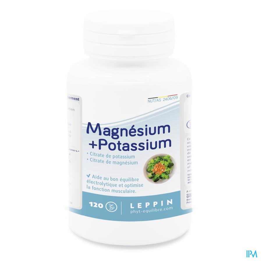 Leppin Magnesium-potassium Gel 120