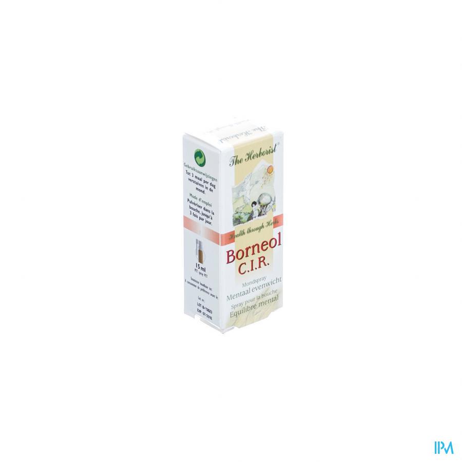 Herborist Borneol Cir 15ml 0707