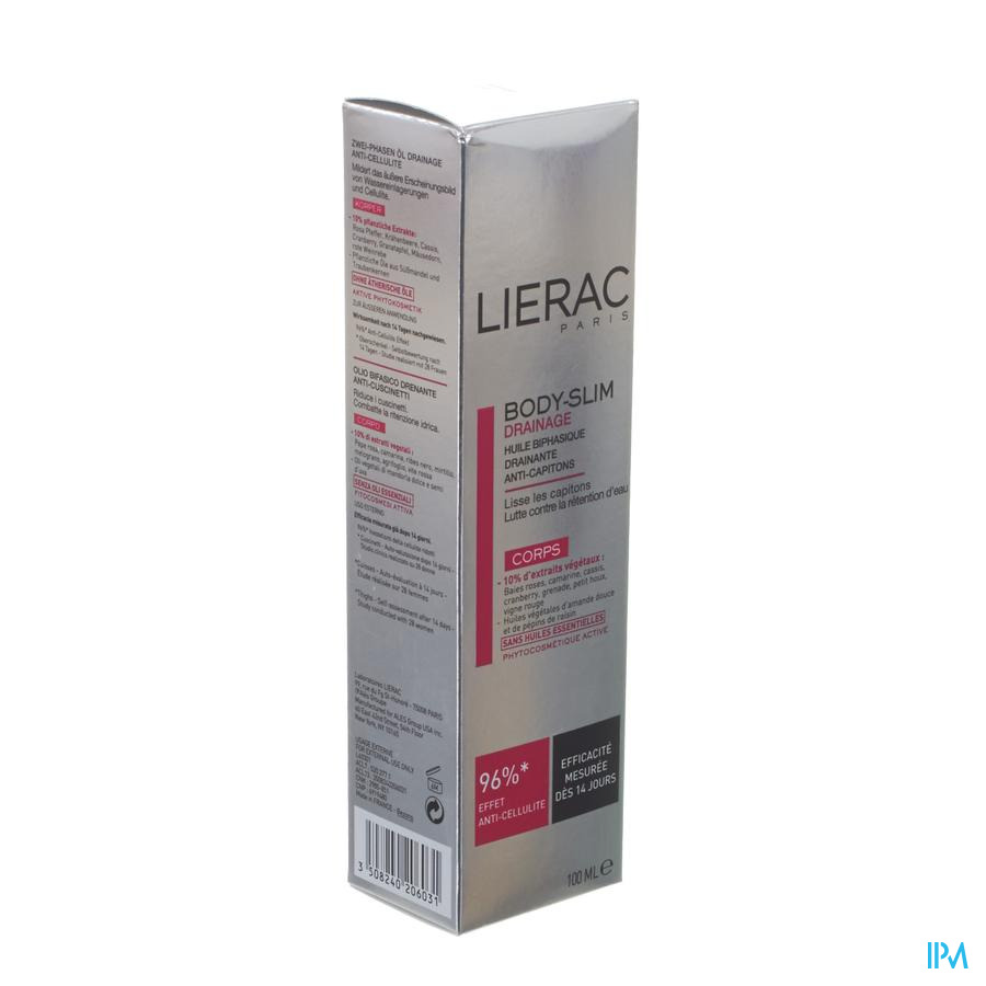 Lierac Body Slim Olie Spray Pompfl. 100ml