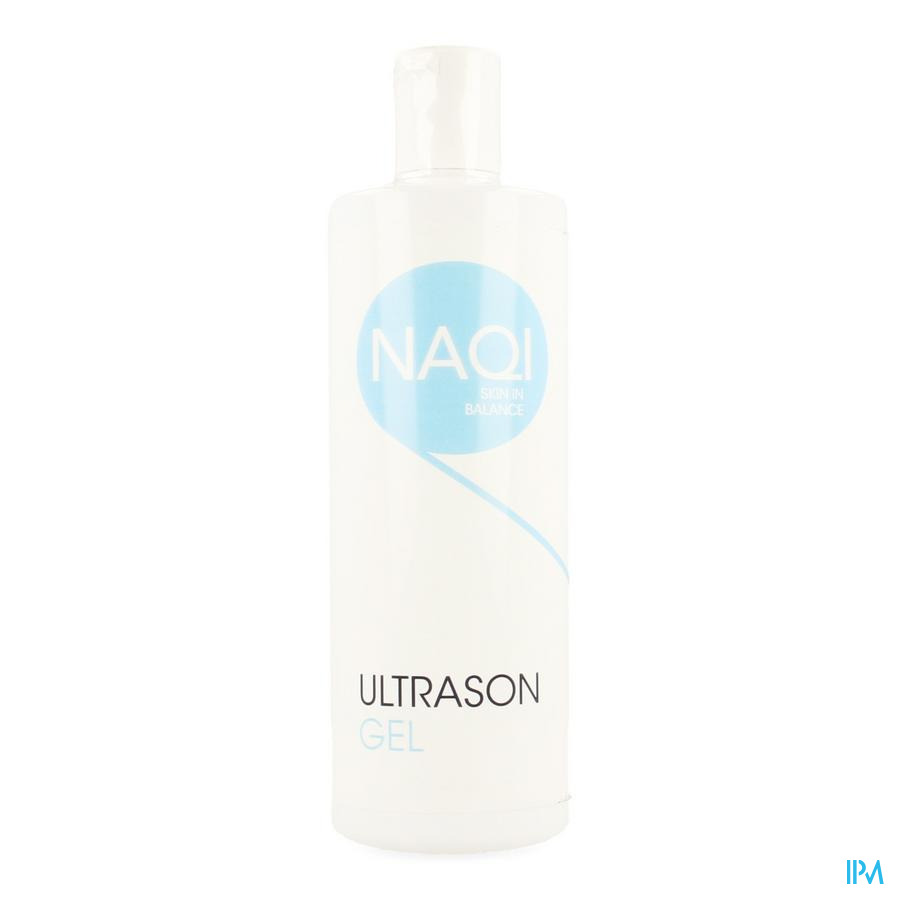 NAQI Ultrason Gel 500ml