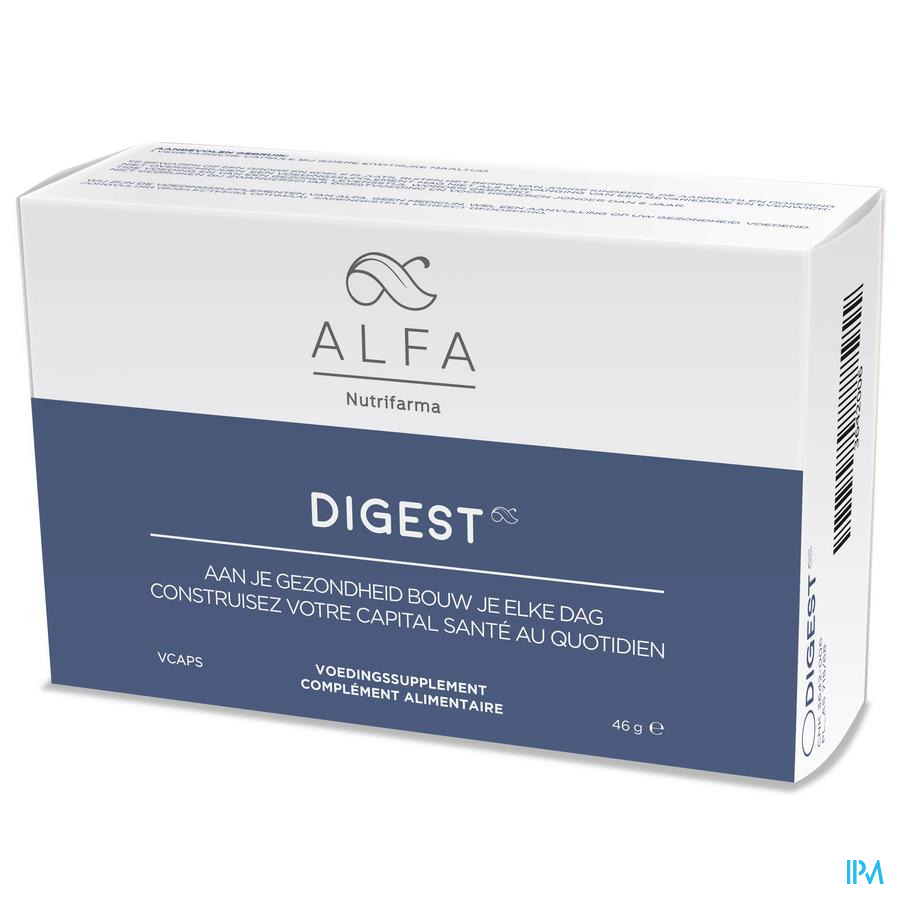 Alfa Digest V-Capsule 60