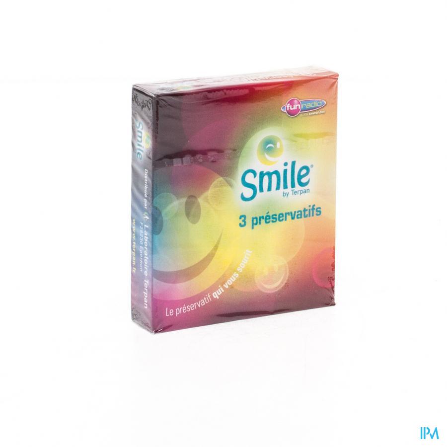 Smile Sourire Preservatifs 3
