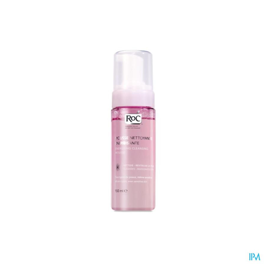 Roc Stimulerende Reinigende Mousse 150ml