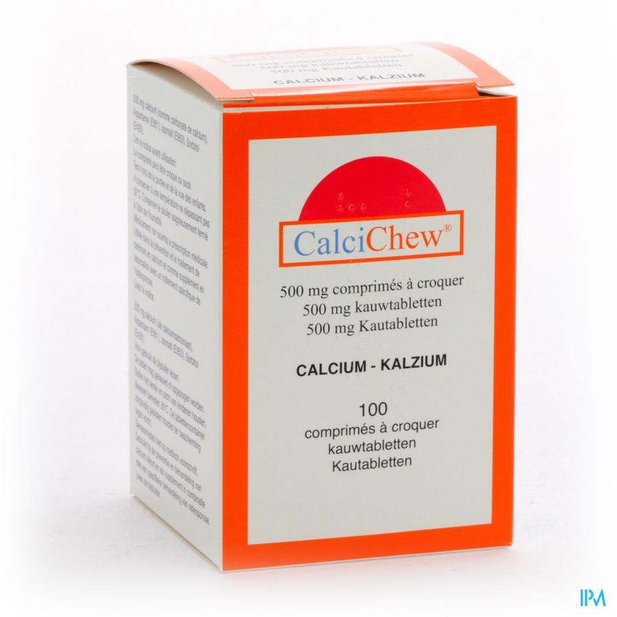 Calcichew Comp 100x500mg