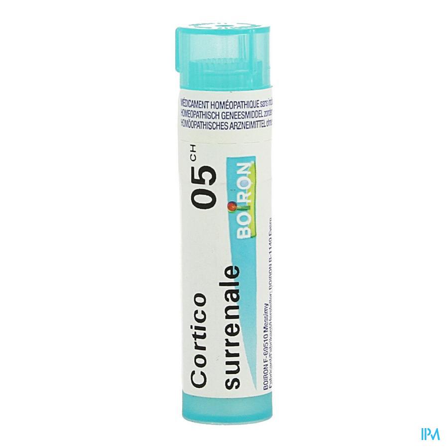 Cortico Surrenale 5CH Gr 4g Boiron