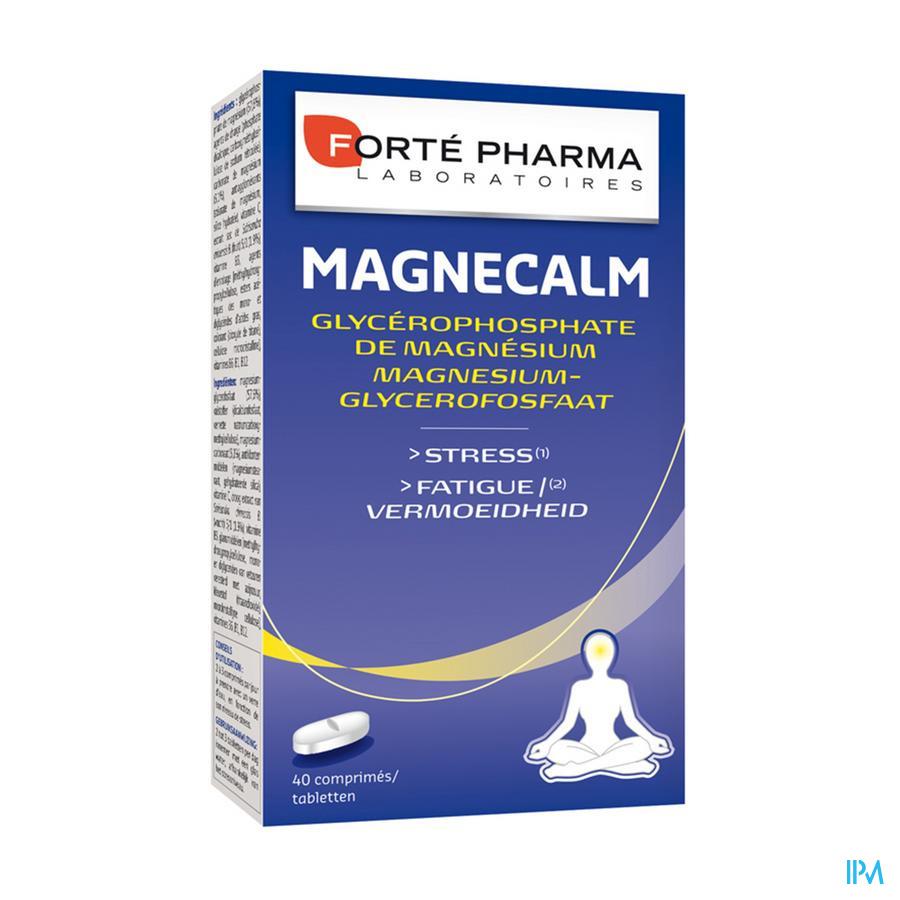 Magnecalm Magnesiumglycerofosfaat Comp 40