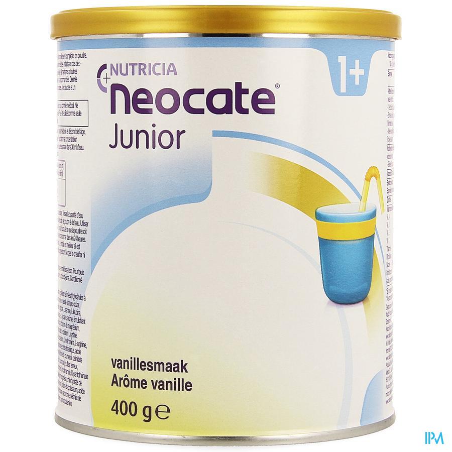 Neocate Junior Vanille 400g