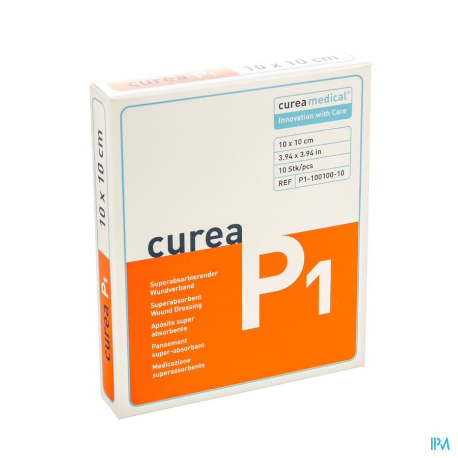 Curea P1 Wondverb Super Absorb. 10,0x10,0cm 10