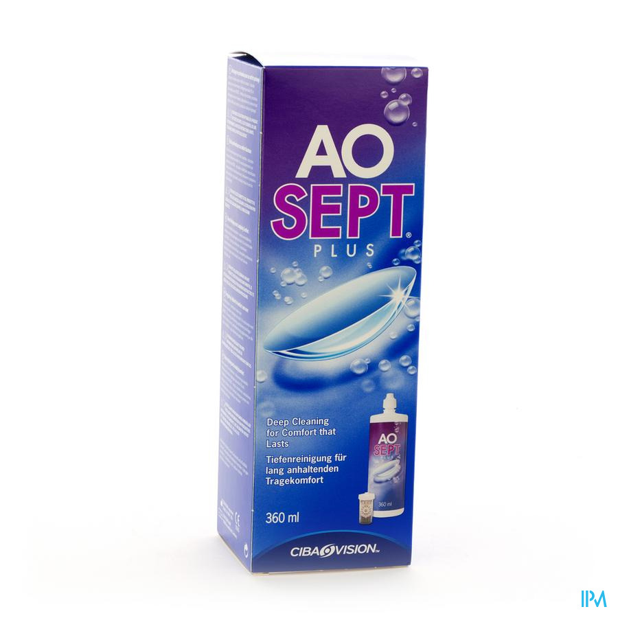 AOSEPT OPL 360ML