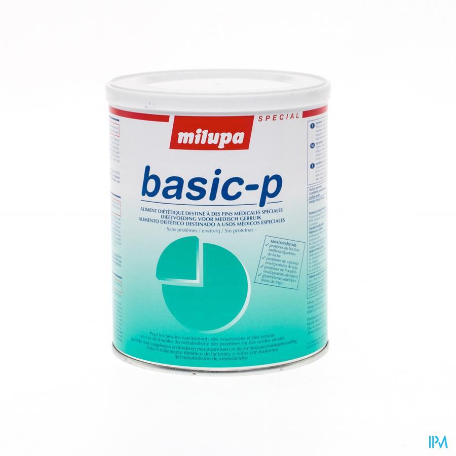 Basic-p Milupa Pulv Or 400 gr