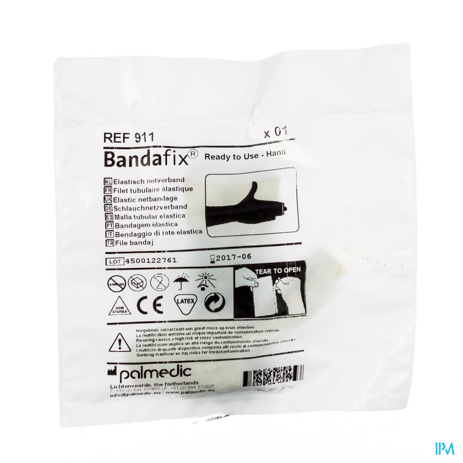 Bandafix Helanca Hand T11-1 9285911