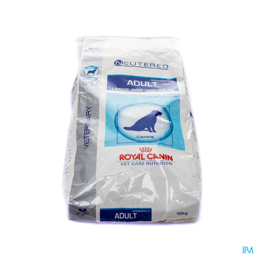 Vcn Weight Osteo Nt Adult Canine 12kg