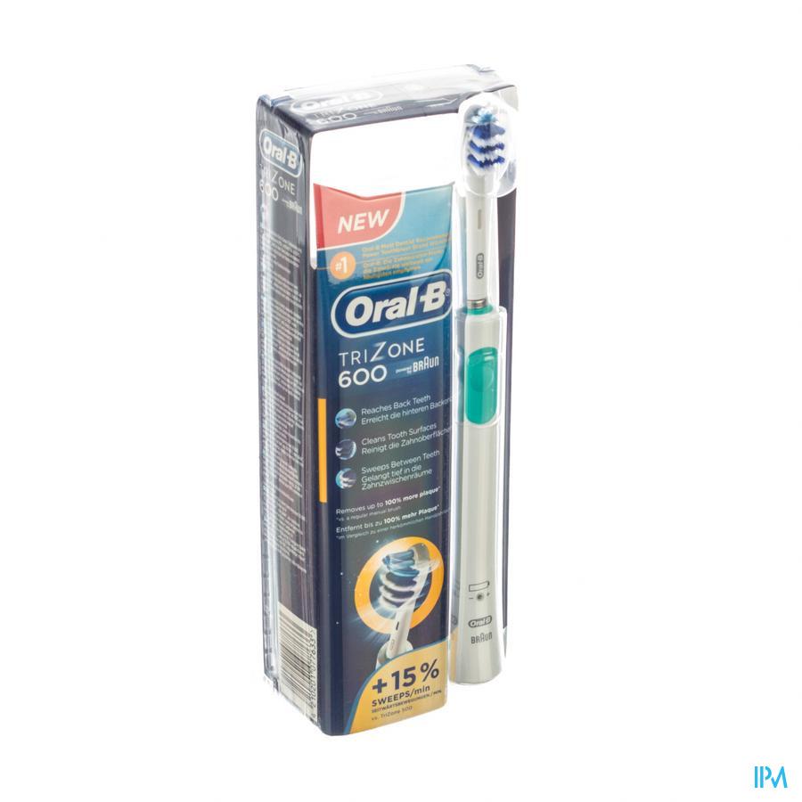 ORAL B TRIZONE 600 TANDENB ELECTRISCH