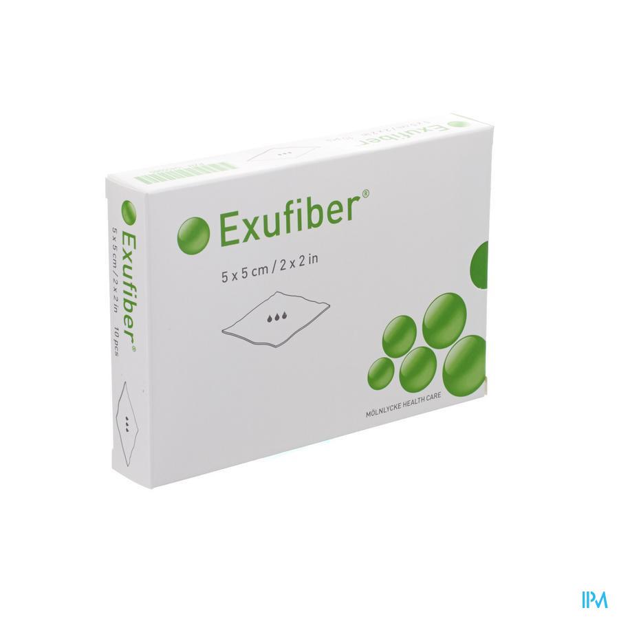 Exufiber Ster 5x 5cm 10 603300