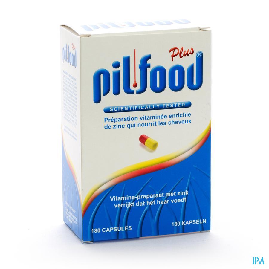 PILFOOD PLUS 180CAPS