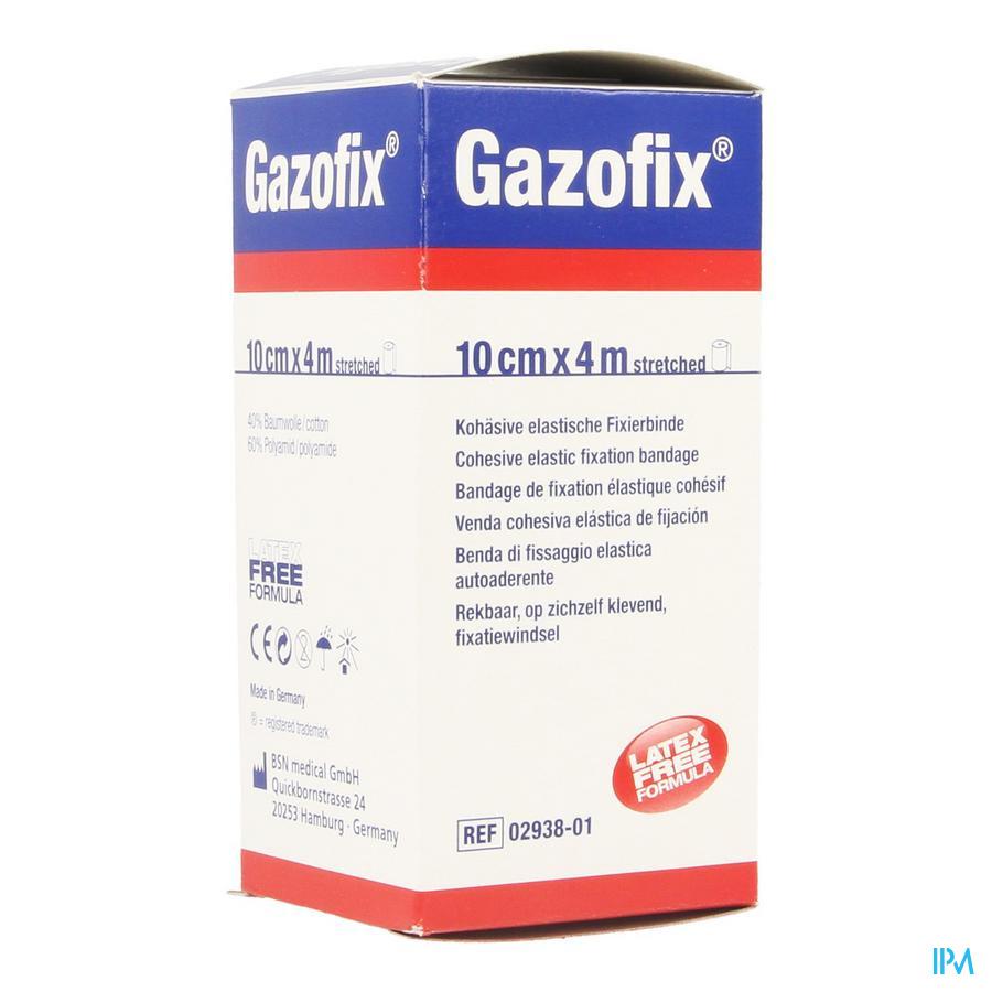 Gazofix Latexfree 10cmx4m 293801