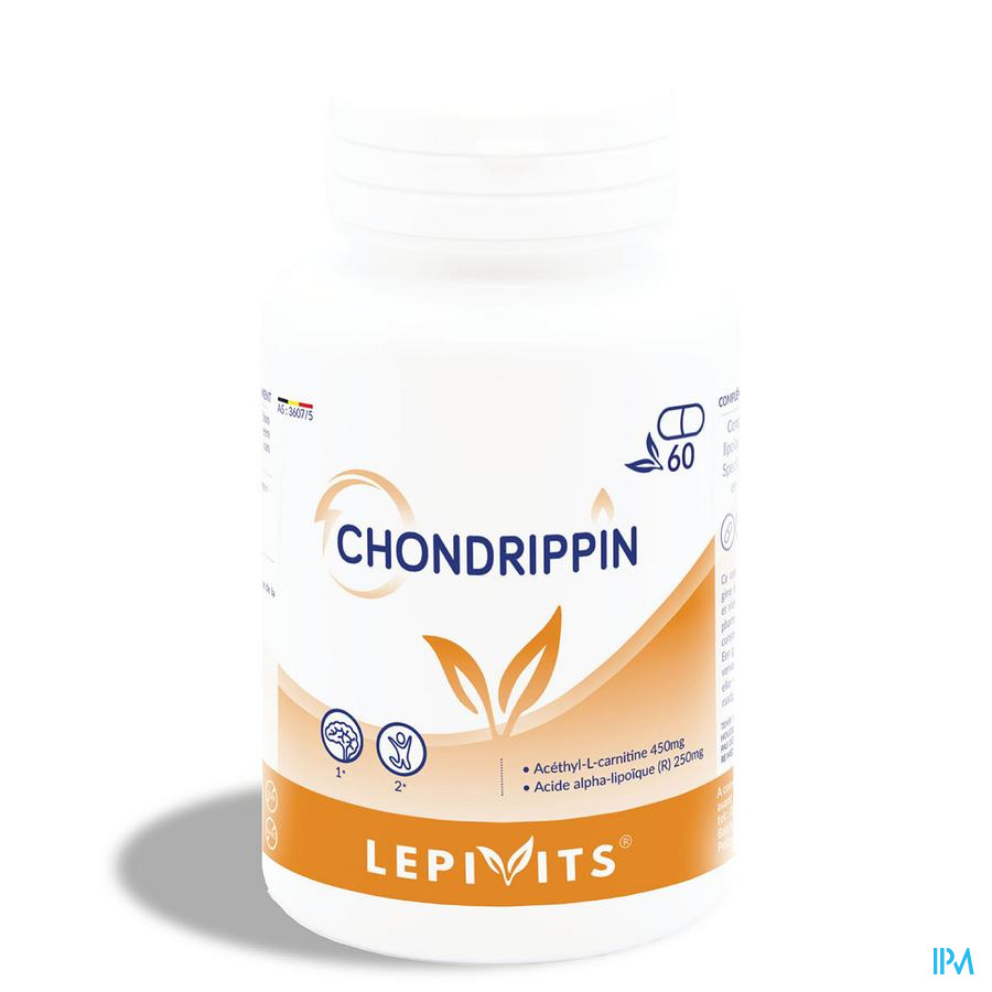 Lepivits Chondrippin Caps 60