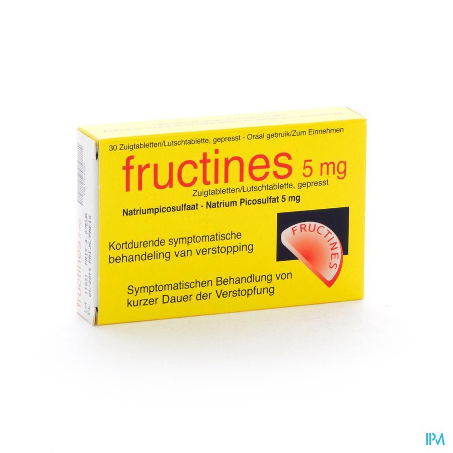 Fructines Tabletten 30