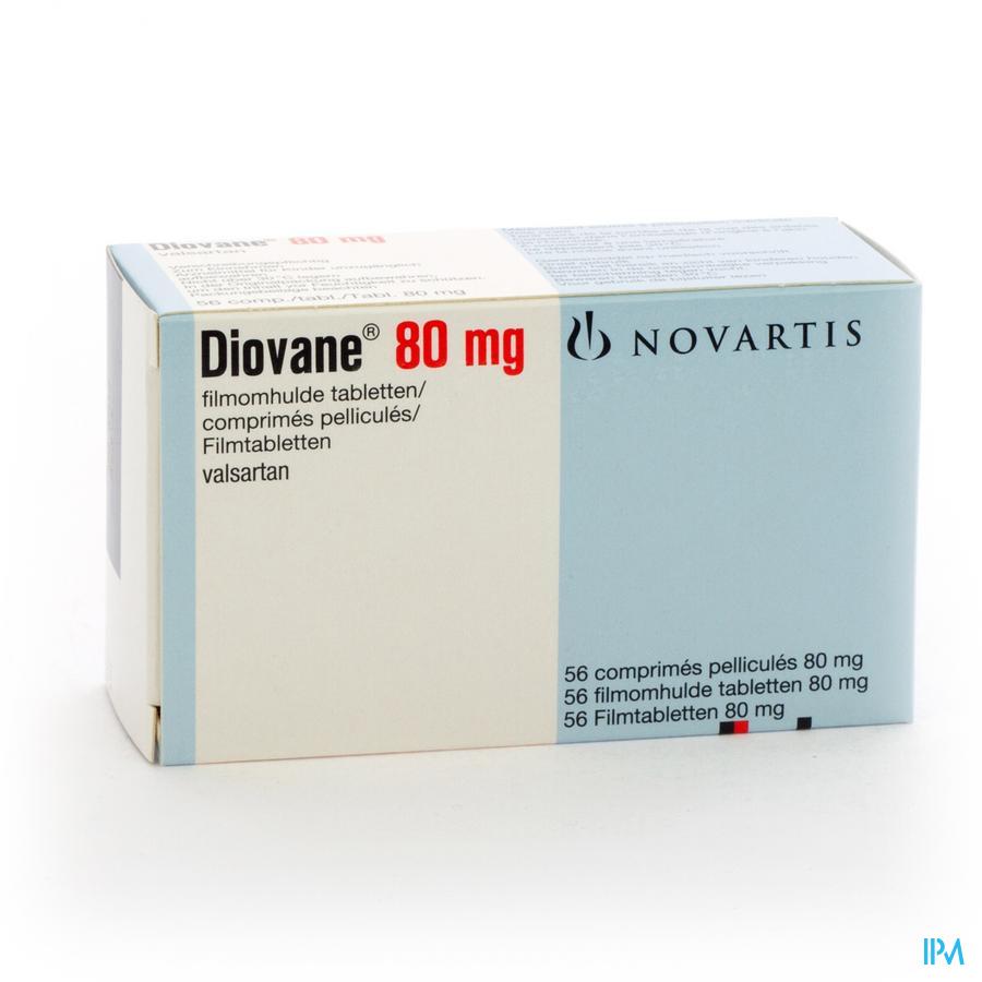 Diovane 80 Comp Pell 56 X 80mg