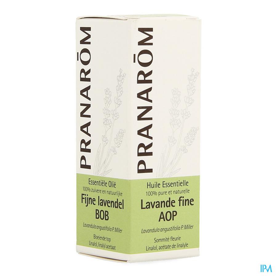Lavendel Fijn Aop Essentiele Olie 5 ml Pranarom