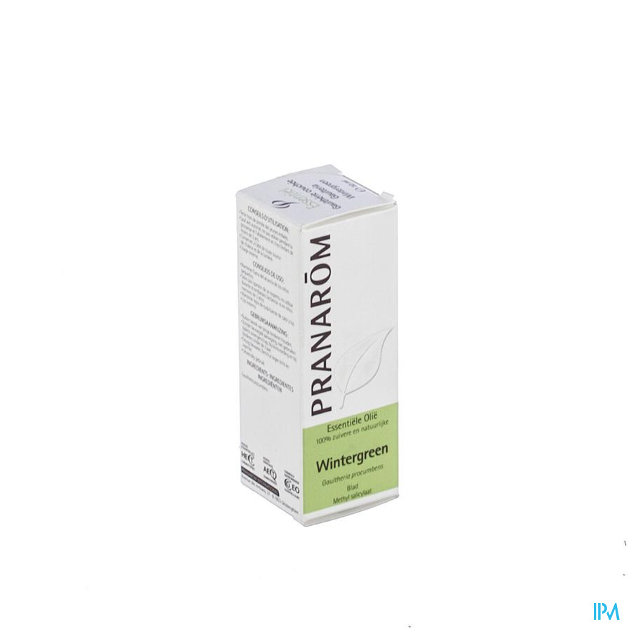 Wintergreen Ess Olie 10ml Pranarom