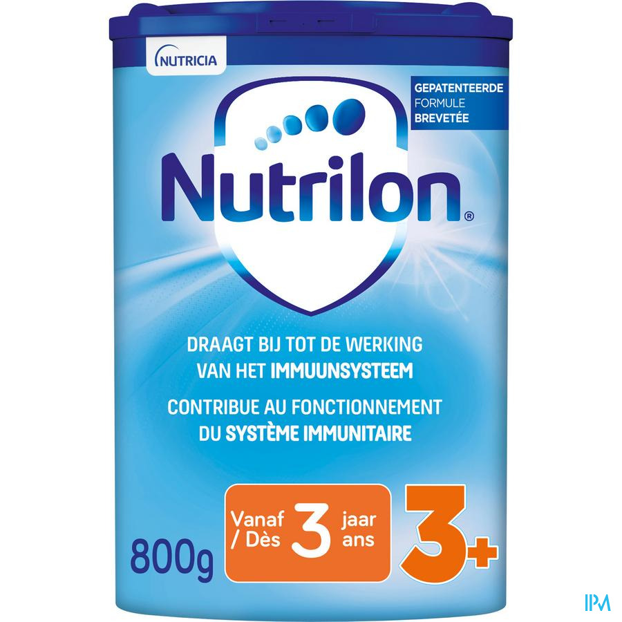 Nutrilon 3+ Groeimelk baby vanaf 3 jaar Poeder 800g