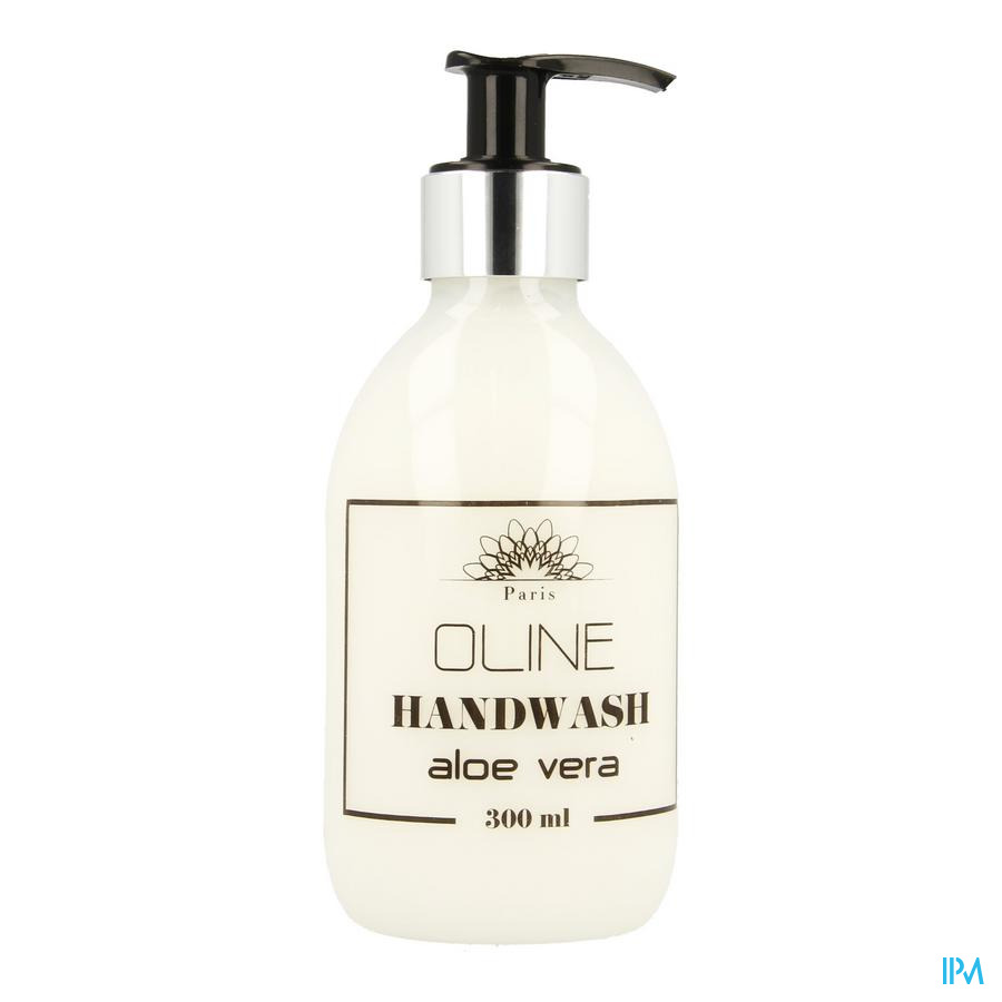 Oline Handwash Pure Aloe Vera Credophar Fl 300ml