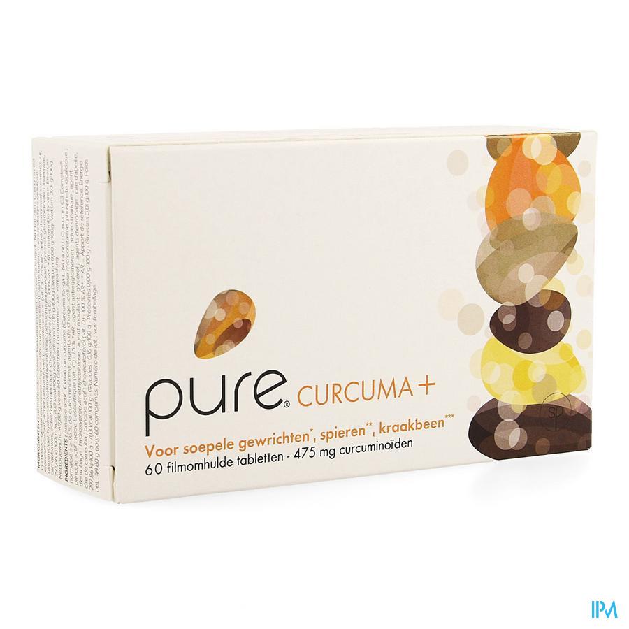 Pure Curcuma+ Comp 60