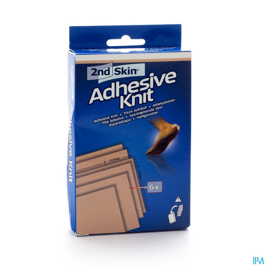 SPENCO ADHESIVE KNIT       7,5CMX12,5CM   6 100000