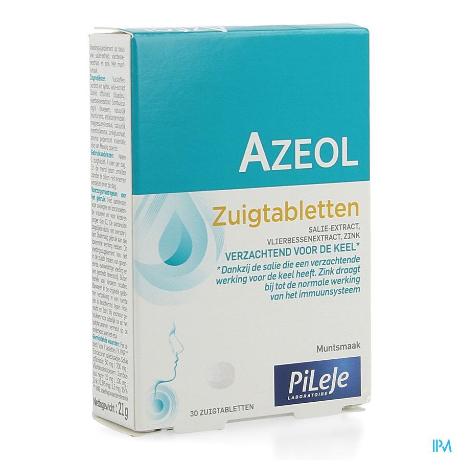 Azeol Zuigtabl 30