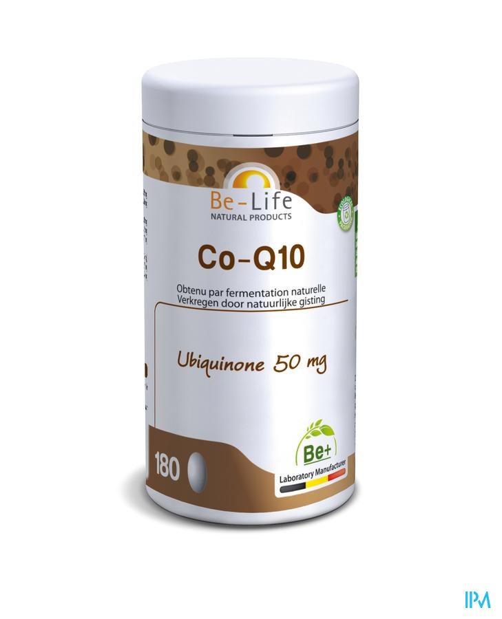 Co-q10 Be Life Pot Capsule 180