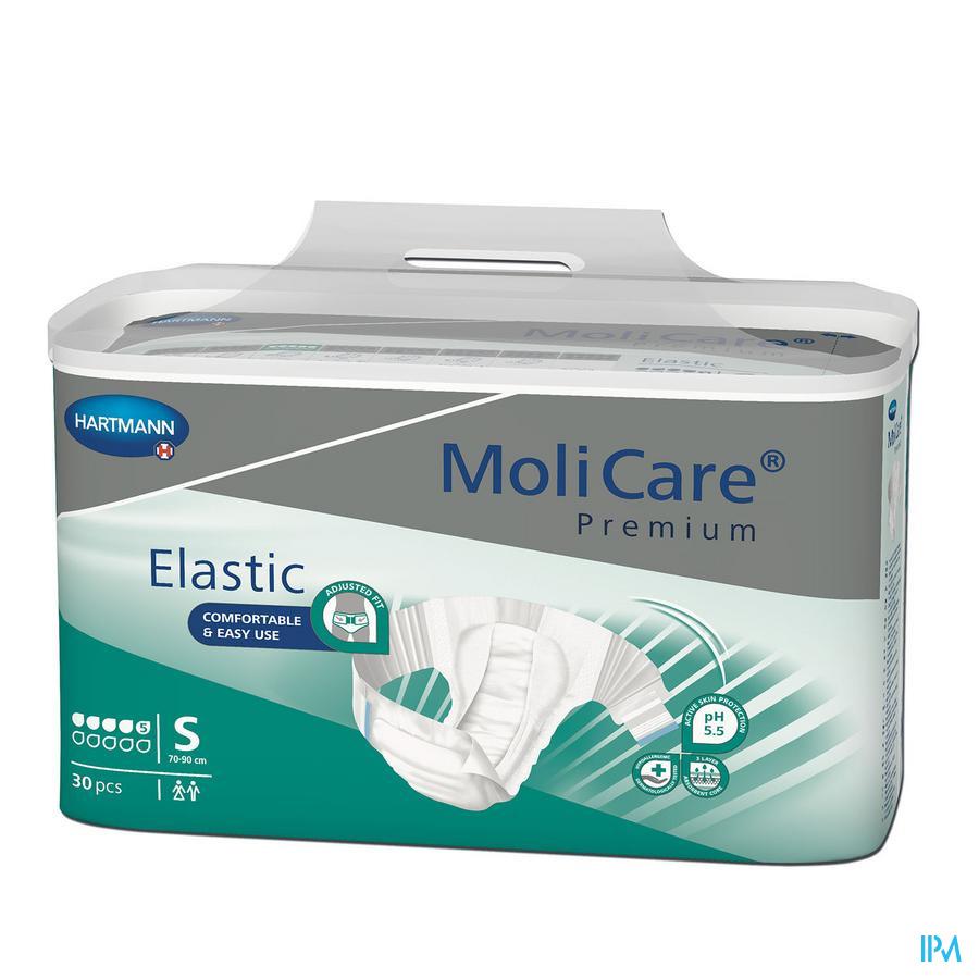Molicare Pr Elastic 5 Drops S 30 P/s