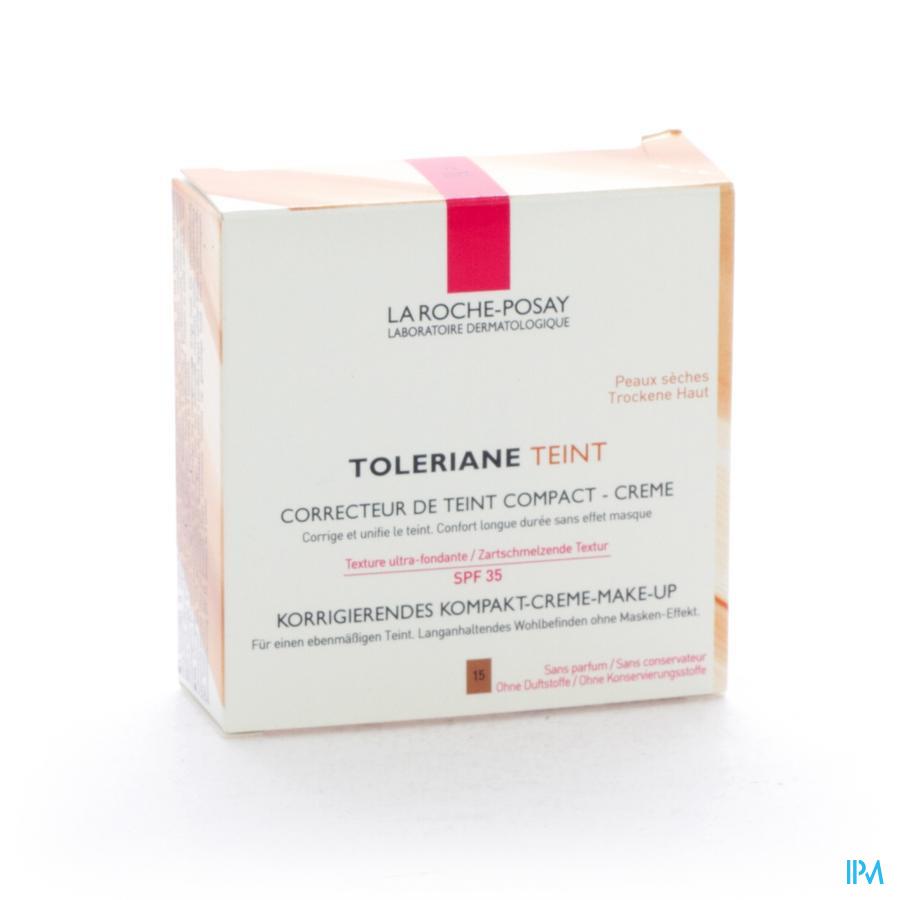 La Roche Posay Toleriane Teint Corr.comp.ip35 15 Cr Dore 9g