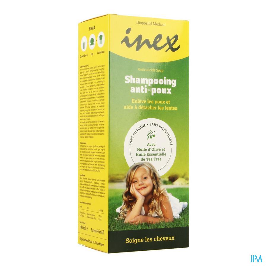 Inex Shampooing A/poux 100ml