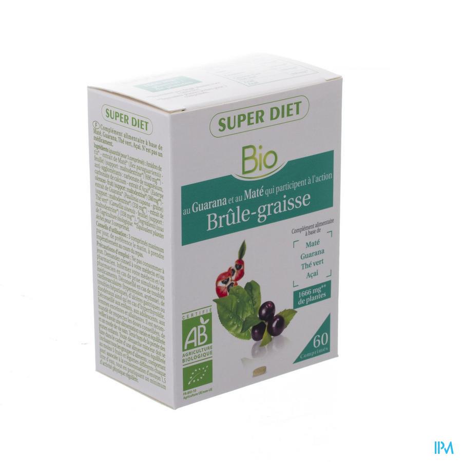 Super Diet Complexe Vetverbrander Bio Comp 60