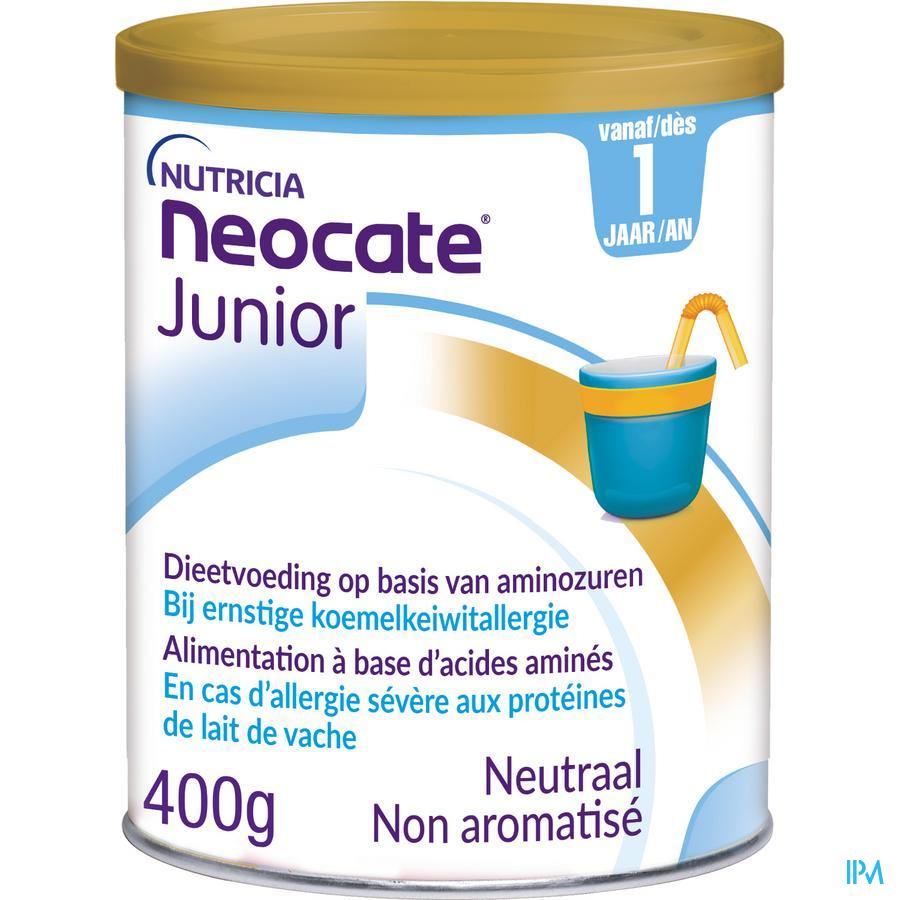 Neocate Junior N/aromatise 400g