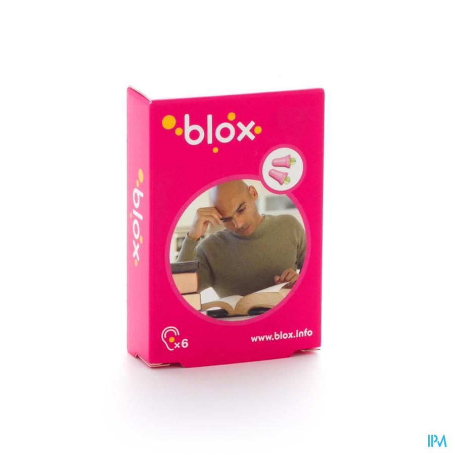 Blox Concentratie 3 Paar A/lawaai Oordopjes