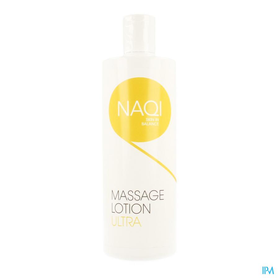 NAQI Massage Lotion Ultra 500ml