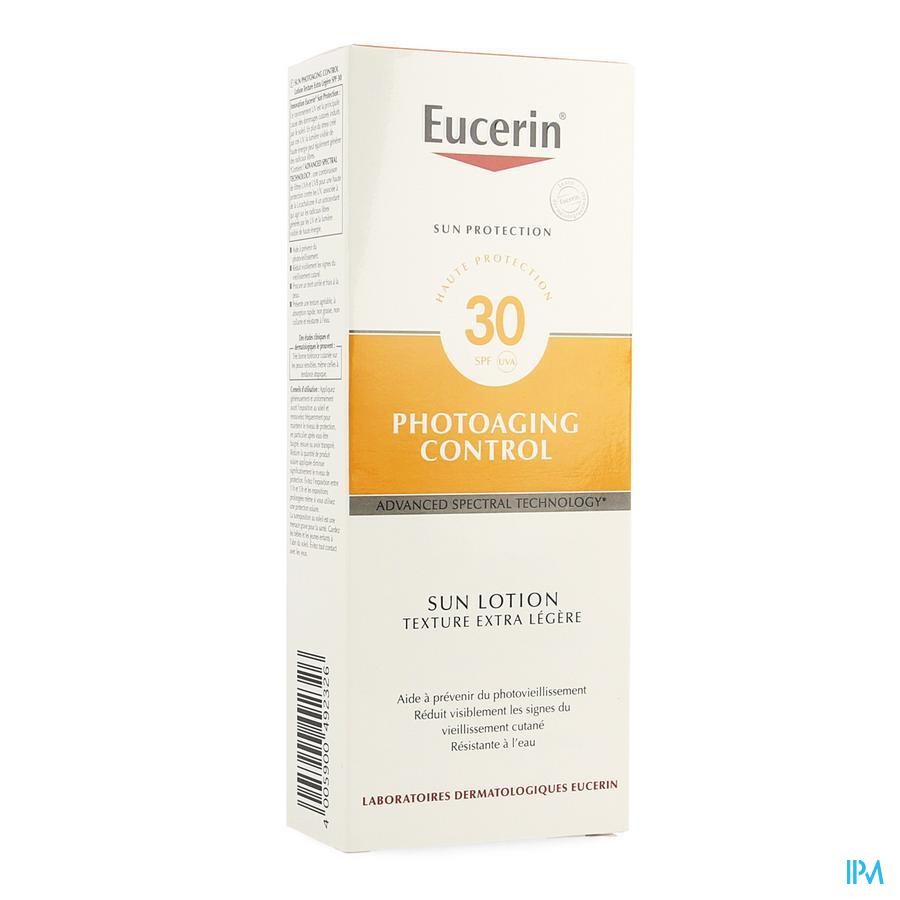 Eucerin Sun Photoaging Contr.ext. Light Ip30 150ml